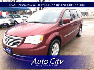 2012 Chrysler Town & Country for Sale in Dallas, TX
