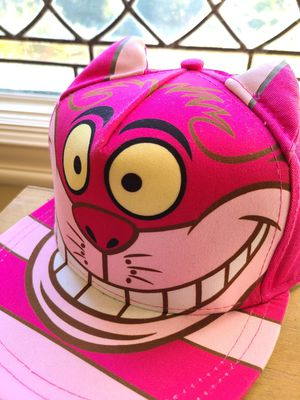 NEW with tags Disney Alice Wonderland Cheshire Cat Snapback hat good for Halloween for Sale in Glendora, CA