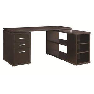 Cappuccino L-Shaped Desk ONLY $299- SALE! for Sale in Sacramento, CA