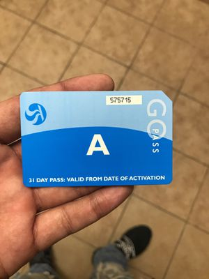 31 day bus pass for Sale in Spokane Valley, WA