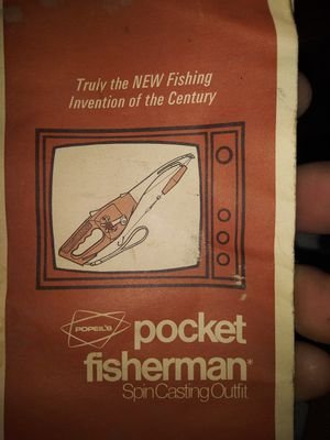 Popeil's pocket fisherman for Sale in Maple Heights, OH