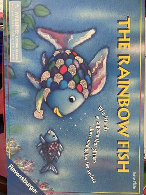 Rainbow fish board game for Sale in Kensington, MD