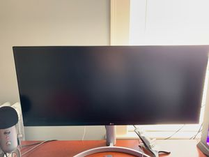 """34"""" Ultrawide LG Monitor for Sale in Somerville, MA"""