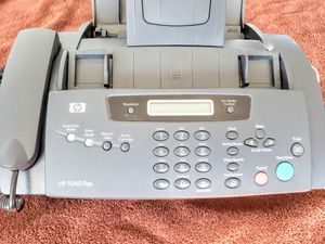 HP FAX machine for Sale in Plainfield, IL
