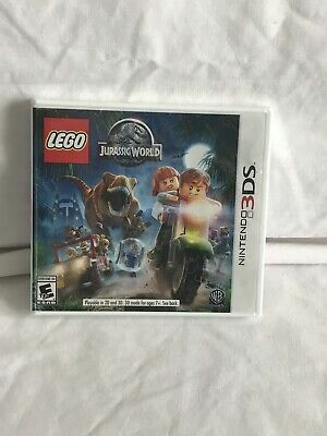 LEGO Jurassic World Video Game (Nintendo 3DS) for Sale in Wichita, KS