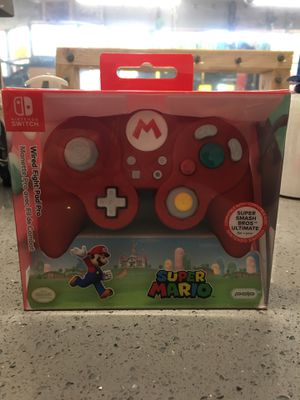 Nintendo Switch Wired Fight Pad Pro Remote for Sale in Irwindale, CA