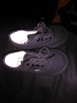 VANS TODDLERS for Sale in Moreno Valley, CA
