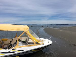 15ft Seadoo Sportster Bimini Top for Sale in Port Orchard, WA