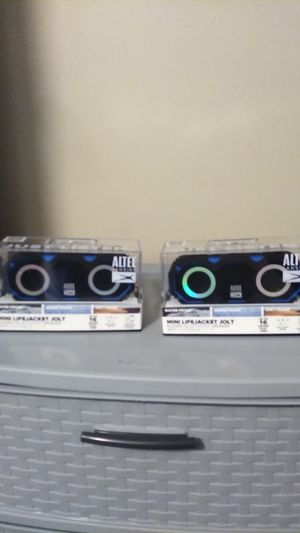 Brand New Bluetooth Speakers for Sale in Memphis, TN