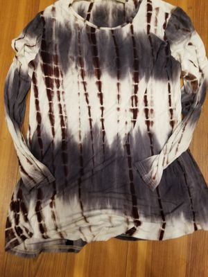 Tie dye tunic size xl women's for Sale in Arvada, CO