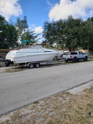 Trade.. ATV ..Boat for Sale in Miami, FL