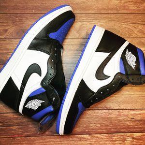 Jordan 1 retro High Royal Toe size 10Men for Sale in Costa Mesa, CA