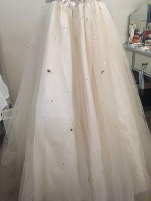 Quinceañera dress must go today !!! for Sale in Santa Ana, CA