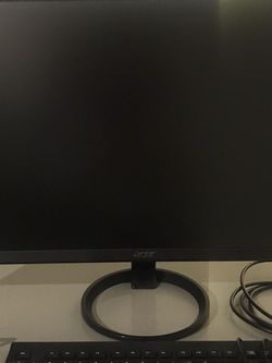 "Acer 27"" Monitor for Sale in Chicago,  IL"