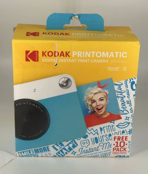 Kodak Printomatic 10MP Digital instant print camera for Sale in Clinton, MD