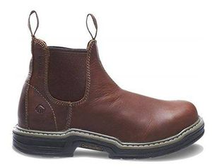 NEW MEN Size 7.5 Wolverine Steel-Toe Safety Work Boot for Sale in San Jose, CA
