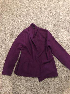 Ann Taylor 100% wool cardigan XL for Sale in Milton, WA