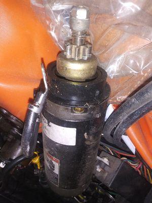 Mercury 115hp outboard starter motor for Sale in Lake Arrowhead, CA