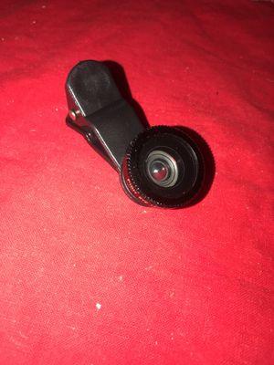 Fisheye phone camera clip for Sale in Gainesville, VA