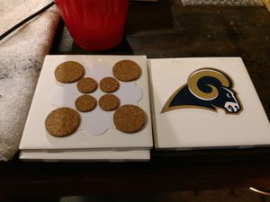 Rams coasters for Sale in US