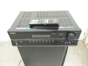Onkyo receiver with remote..near mint!! Sounds awesome..7.1..130 watts per channel..hdmi!! for Sale in Miami, FL