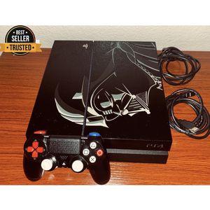 PS4 Console - Darth Vader Special Edition for Sale in Miami, FL