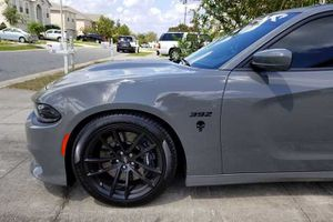 20 inch Dodge charger 392 T/A wheels and tires for Sale in Clinton, MD