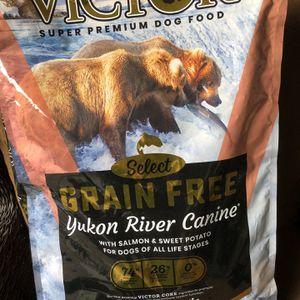 Victor Premium Dog Food - Reduced Price (30 Lbs) for Sale in San Ramon, CA