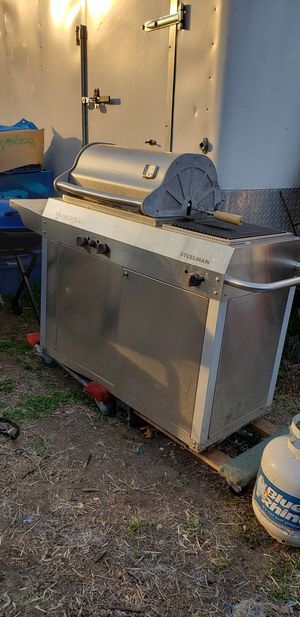 StraubelStone Steelman BBQ Grill Elite for Sale in Washington, DC