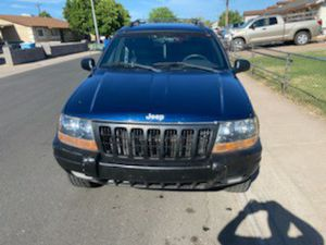 Jeep Grand Cheroke 1999 Limited for Sale in Phoenix, AZ