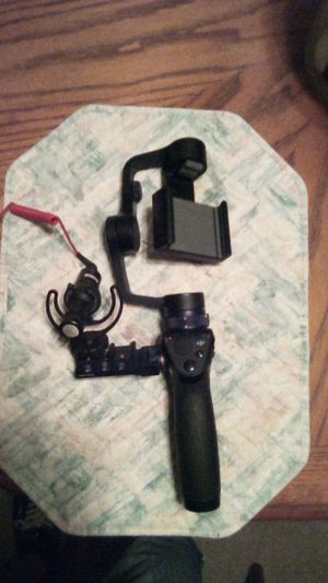 Osmo camera stabilizer for Sale in Paso Robles, CA
