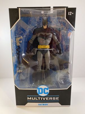 Mcfarlane Toys DC Multiverse Modern Comic Batman Collectible Action Figure for Sale in Orlando, FL
