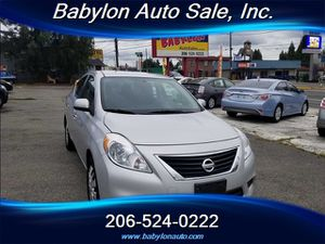 2013 Nissan Versa for Sale in Seattle, WA