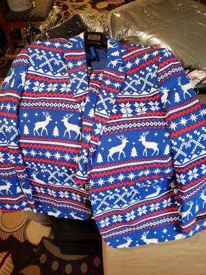 Ugly suit set for Christmas for Sale, used for sale  Las Vegas, NV