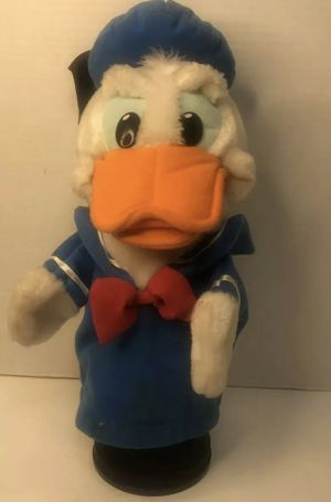 Vintage Applause Donald Duck Disney Hand Puppet Animal for Sale in Doraville, GA