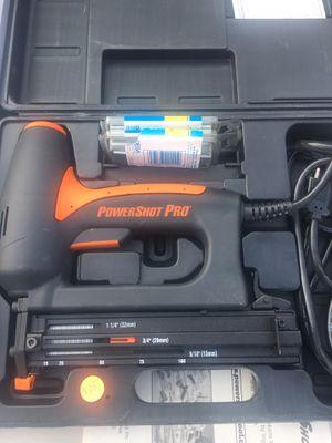 Brad nail gun for Sale in Schiller Park, IL