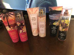 Bath & body works fragrances for Sale in Tucson, AZ