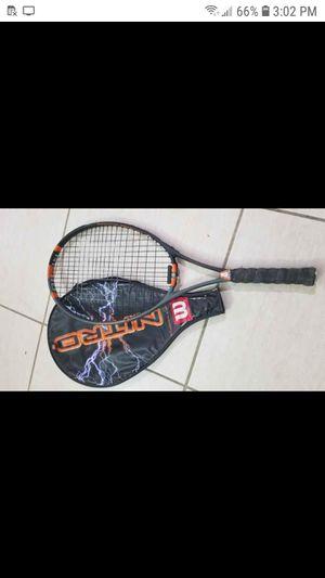 Nitro titanium graphite tennis racket for Sale in Orlando, FL