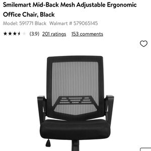Black Office Chair for Sale in Anaheim, CA
