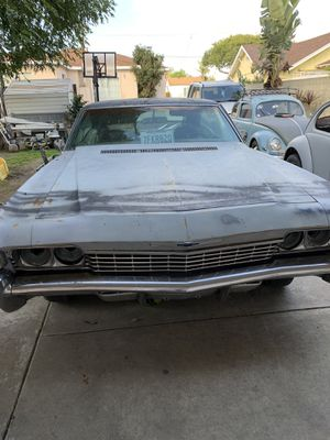 1968 Chevy fast back for Sale in Torrance, CA