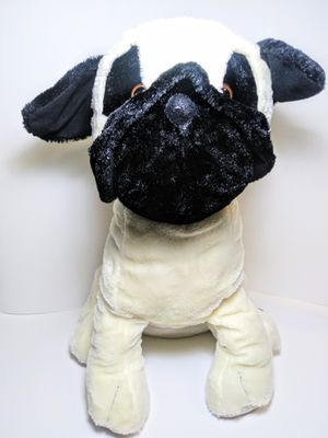 Toy Factory Max Pug Plush Stuffed Animal for Sale in Garland, TX