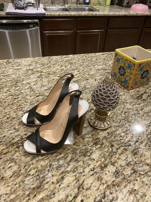 Christian Louboutin Leather Peep Toe!! Authentic for Sale in March Air Reserve Base, CA