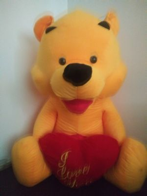 Huge stuffed teddy bear for Sale in Pembroke Pines, FL