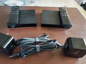 Amazon FireTV 2nd Generation for Sale in Lancaster, TX