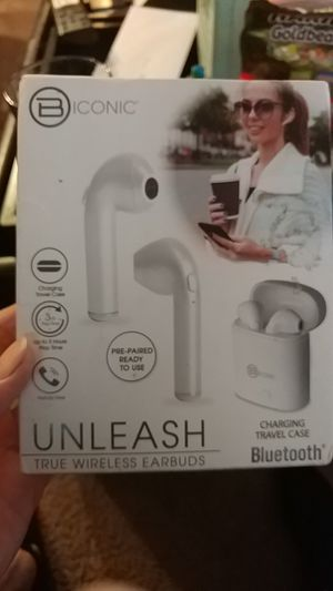 Biconic wireless earbuds for Sale in Philadelphia, PA