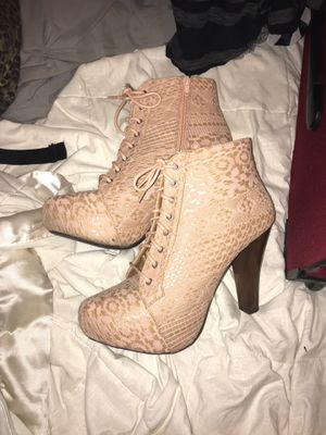New Charlotte Russe heels size 11 for Sale in Fresno, CA