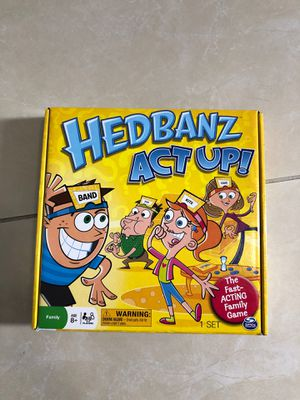 Hedbanz game - brand new for Sale in Miami, FL