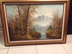 Forest portrait must go for Sale in Pembroke Pines, FL