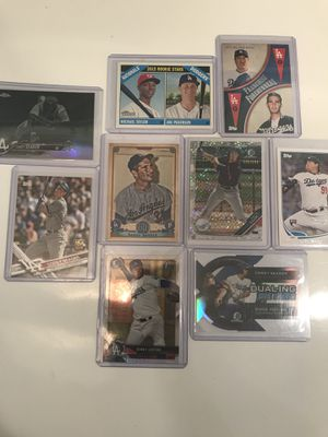 Baseball Card, Dodgers Rookie lot for Sale in Bingham Canyon, UT