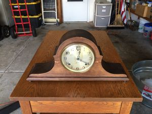 Antique Sessions Mantle Clock for Sale in Harrisburg, NC